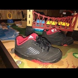 Boys Jordan Sneakers